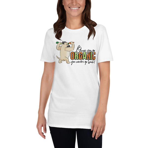 Go organic! Women T-Shirts