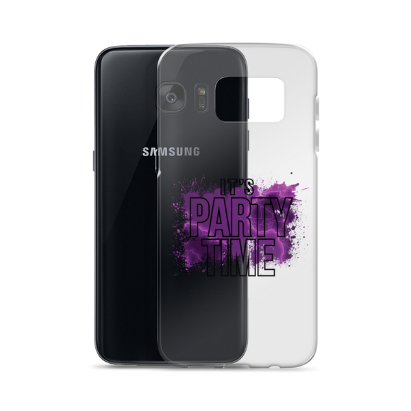 Its Party Time07 Samsung Case