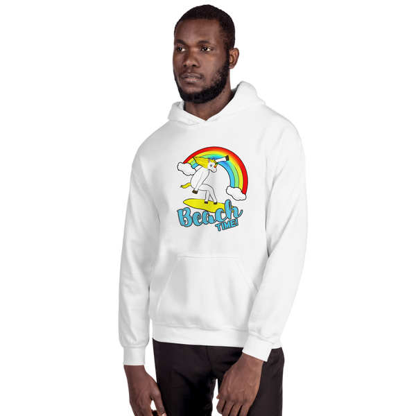 It's Beach Time01 Gildan 18500 Unisex Heavy Blend Hooded Sweatshirt
