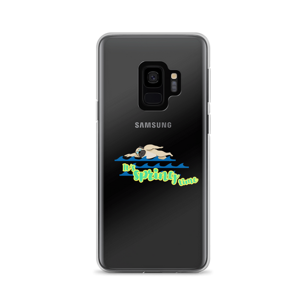 It's Swimming Time01 Samsung Case