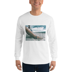 Wanderlust82 Gildan 2400 Ultra Cotton Long Sleeve T-Shirt