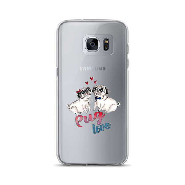 Pug Love02 Samsung Case