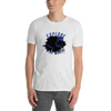 Explore The world0010 Gildan 64000 Unisex Softstyle T-Shirt with Tear Away Label - libitalux