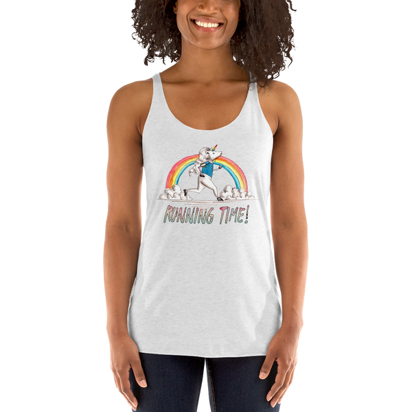 It's Running time! Women Tank Tops