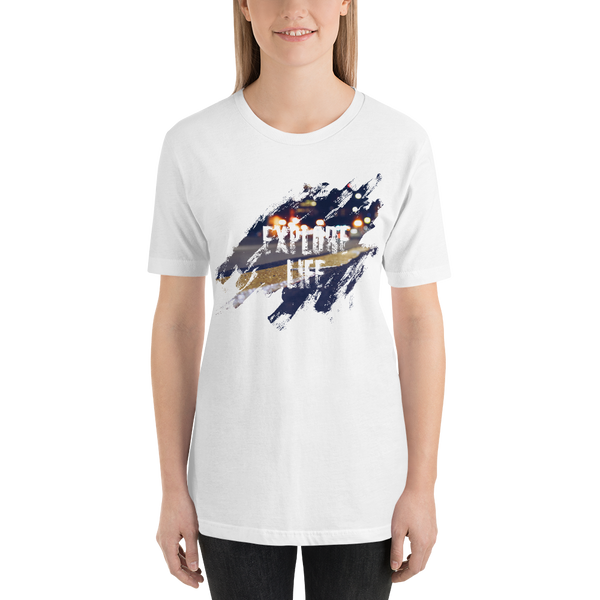 Explore life Women T-Shirts