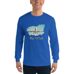 Wanderlust59 Gildan 2400 Ultra Cotton Long Sleeve T-Shirt
