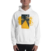 Explore The World0023 Gildan 18500 Unisex Heavy Blend Hooded Sweatshirt