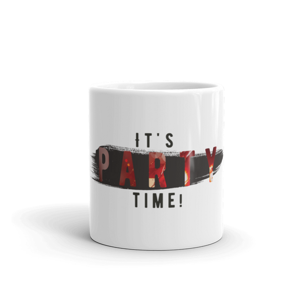 Its Party Time08 Mug