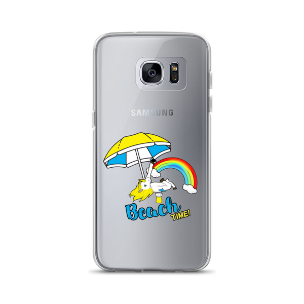 Its Beach Time02 Samsung Case