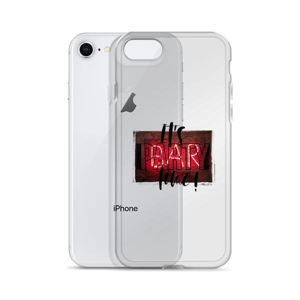 Its Party Time11 iPhone Case