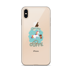 Its Coffee Time65 iPhone Case