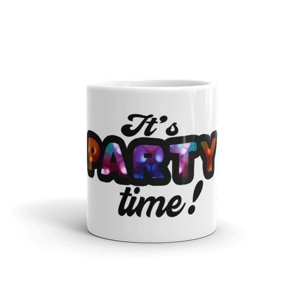 Its Party Time10 Mug