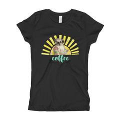 Its Coffee Time10 Girl's T-Shirt