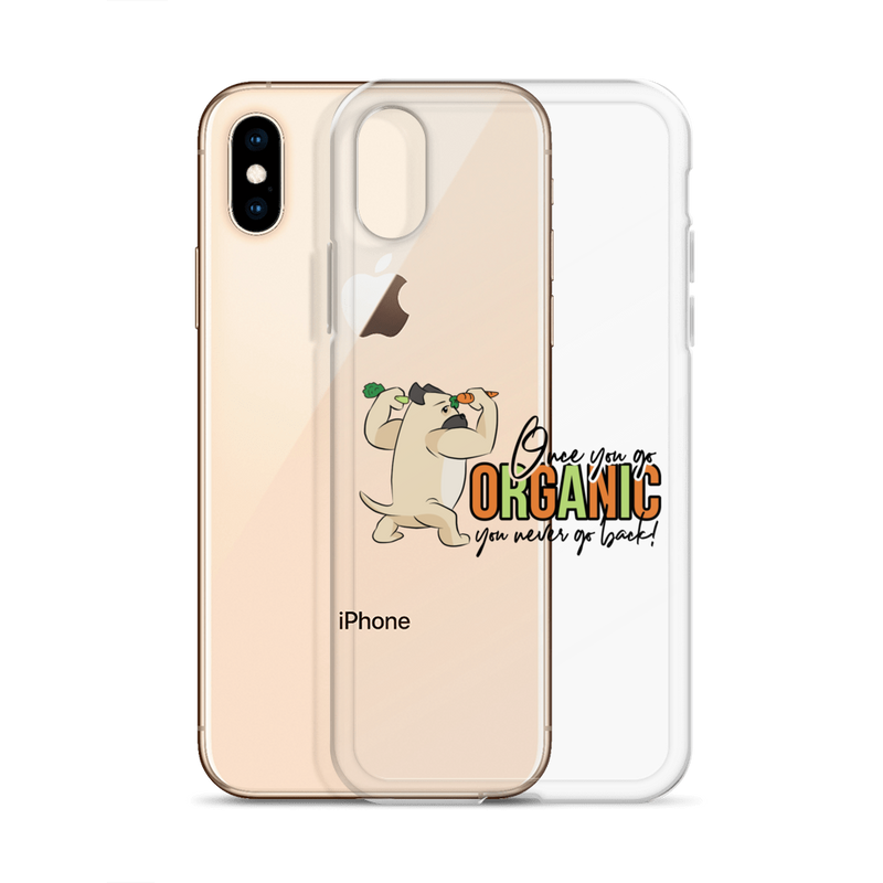 Go Organic005 iPhone Case