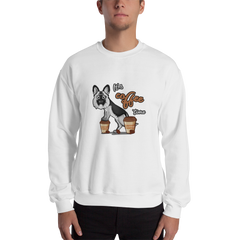 It's Coffee Time049 Gildan 18000 Unisex Heavy Blend Crewneck Sweatshirt