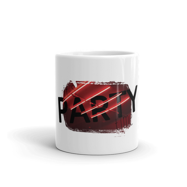 Its Party Time02 Mug