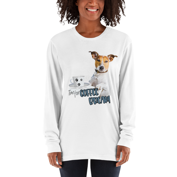 Its Coffee Time052 Long sleeve t-shirt