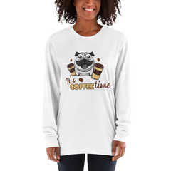 Its Coffee Time012 Long sleeve t-shirt