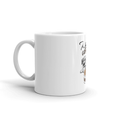 Its Coffee Time57 White Glossy Mug