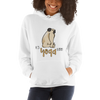 It's Yoga Time002 Gildan 18500 Unisex Heavy Blend Hooded Sweatshirt Heavy blend