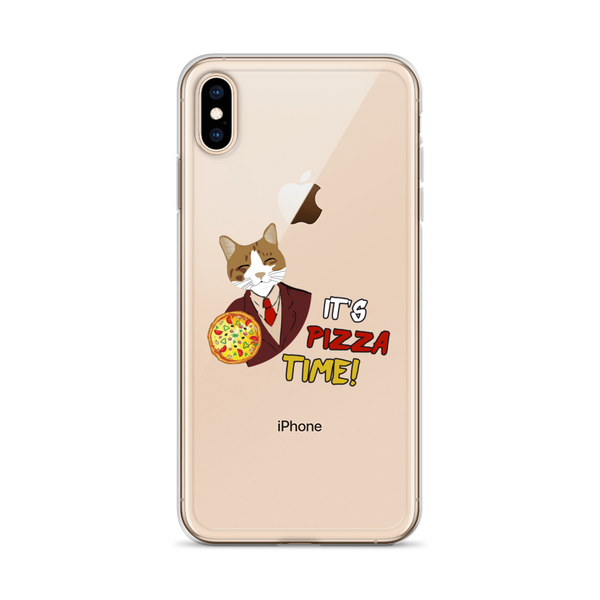 Its Pizza Time iPhone Case