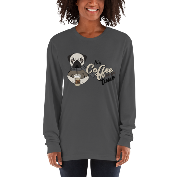 Its Coffee Time17 Long sleeve t-shirt
