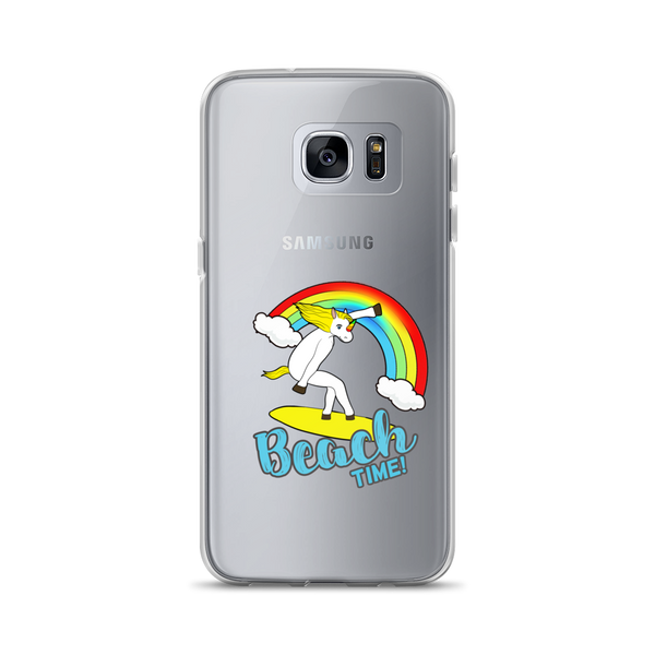 Its Beach Time01 Samsung Case