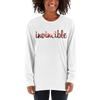 Invincible020 American Apparel 2007 Unisex Fine Jersey Long Sleeve T-Shirt