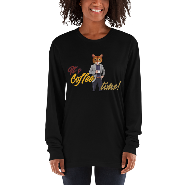 Its Coffee Time28 Long sleeve t-shirt