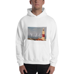 Wanderlust104 Gildan 18500 Unisex Heavy Blend Hooded Sweatshirt