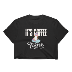 Its Coffee Time006 Los Angeles Apparel 2332 Fine Jersey Fine  jersey style