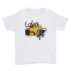Explore Life004 Anvil 990B Youth Lightweight Fashion T-Shirt with Tear Away Label