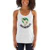 Invincible012 Next Level 6733 Ladies' Triblend Racerback Tank