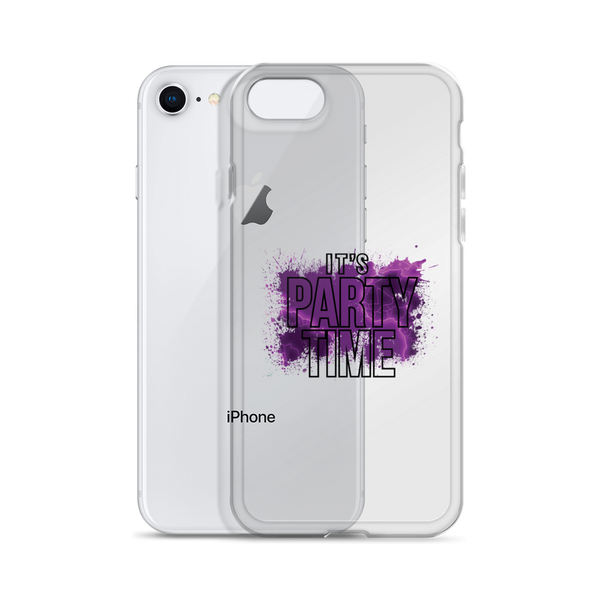 Its Party Time07 iPhone Case