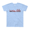 Invincible020 American Apparel 2201W Youth Fine Jersey Short Sleeve T-Shirt