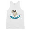 Invincible014 American Apparel 2408 Fine Jersey Tank Top Unisex