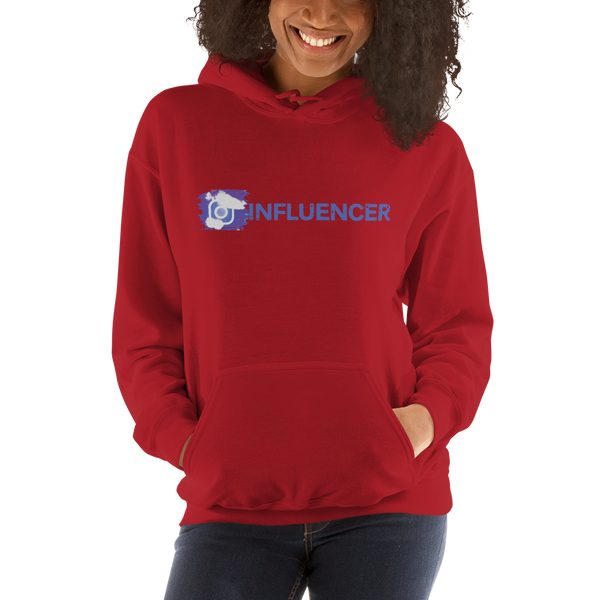 Influencer044 Gildan 18500 Unisex Heavy Blend Hooded Sweatshirt Heavy blend