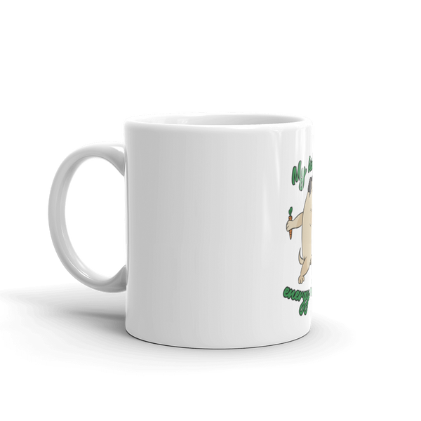 My Kind OF Energy Drink02 White Glossy Mug