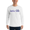 Invincible006 Gildan 2400 Ultra Cotton Long Sleeve T-Shirt