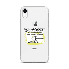 Wanderlust08 iPhone Case