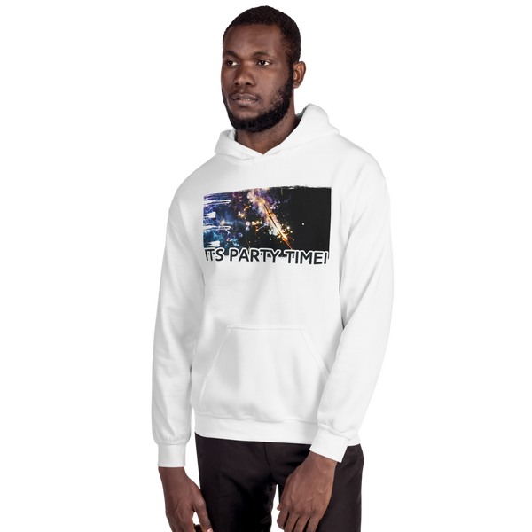 Its Party time12 Gildan 18500 Unisex Heavy Blend Hooded Sweatshirt