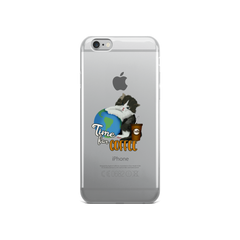 Its Coffee Time50 iPhone Case