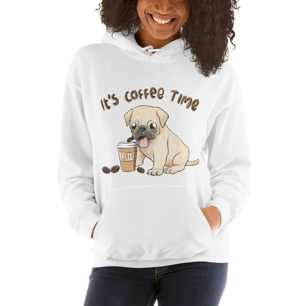 Its Coffee Time053 Hooded Sweatshirt