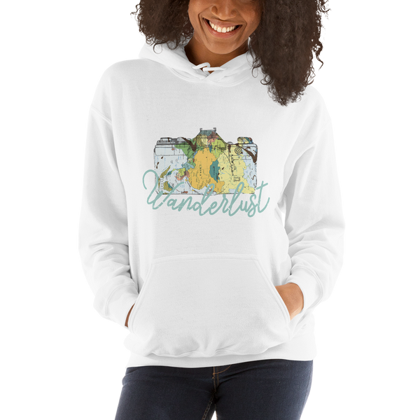 Wanderlust Women Hoodies