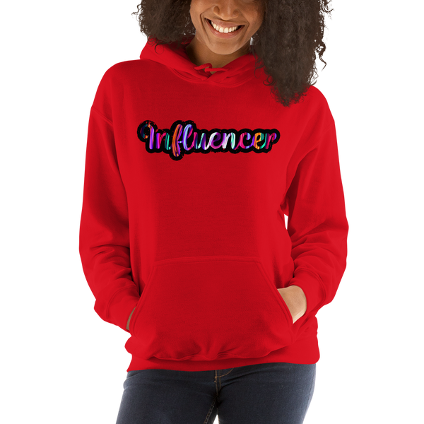 Influencer037 Gildan 18500 Unisex Heavy Blend Hooded Sweatshirt Heavy blend