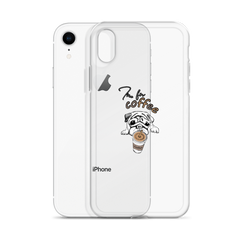 Its Coffee Time57 iPhone Case