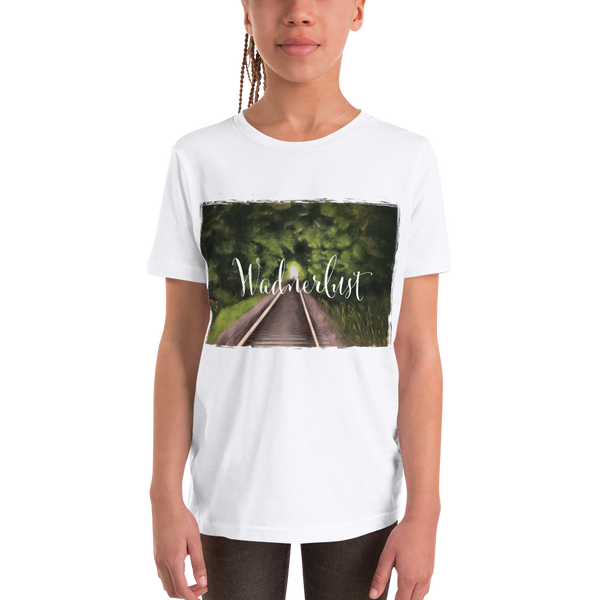 Wanderlust103 Youth Short Sleeve T-Shirt