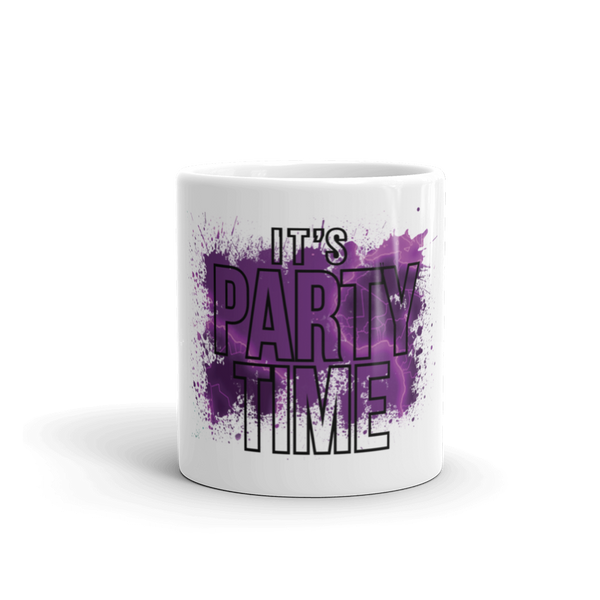 Its Party Time07 Mug