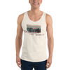 Explore The World0024 Bella + Canvas 3480 Unisex Jersey Tank with Tear Away Label
