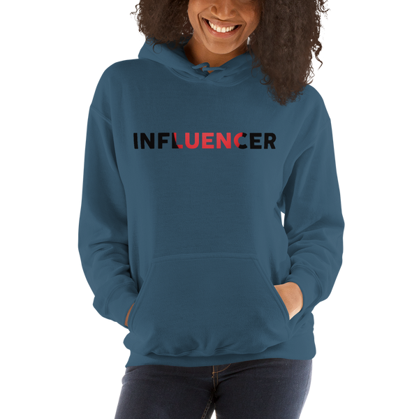 Influencer051 Gildan 18500 Unisex Heavy Blend Hooded Sweatshirt Heavy blend